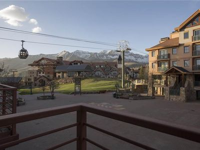 Photo for Beautifully Renovated 2+ Bedroom Residence in the Mountain Village Core