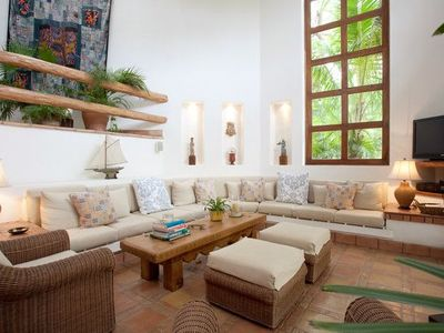 Photo for Casa Whitley...An Elegant Mexican Villa