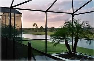 Emerald Island Model Home Steps from the clubhouse! BBQ WI FI Family Friendly!