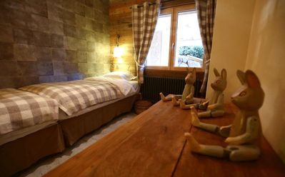 Photo for Rifugio, Chalet Rifugio, luxury 5 stars, 6 people.