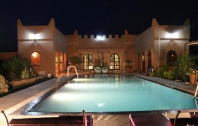 Photo for Luxury Riad rental stay privatized only for you. - Sidi Ouassay