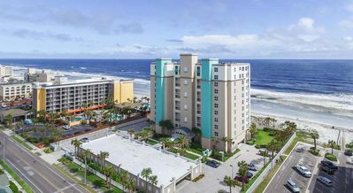 Photo for Oceanfront Condo with Pool,Sauna,Gym in Jacksonville Beach
