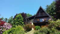 Well positioned isolated chalet.
