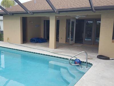 Photo for Beautiful, Spacious House With In Ground Pool In A Tropical Setting!