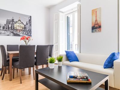Photo for Museo del Prado II - Apartment for 8 people in Madrid