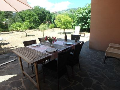 Photo for Villa of 110 m2 between sea and mountain