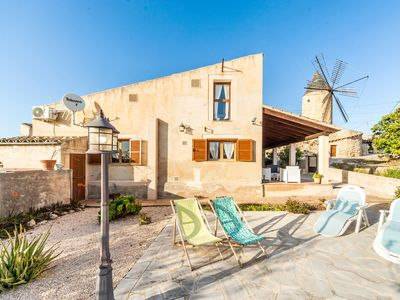 Photo for Central Villa with a Panorama-Terrace and Wi-Fi; Parking Available