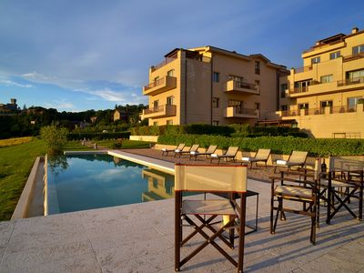 Photo for 2BR Apartment Vacation Rental in San Casciano dei Bagni, Toscana