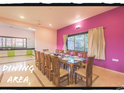 Photo for Family Tides - 5bhk with Private Pool
