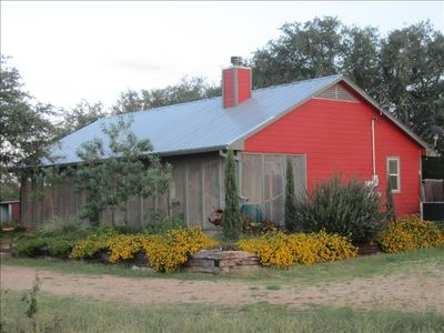 Photo for Llano River Retreat on the Llano River