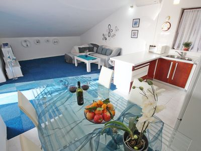 Photo for Comfortable apartment for 5 persons