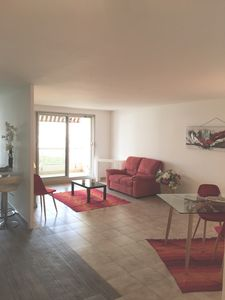 Photo for Cagnes sur mer 3 rooms 300m beaches