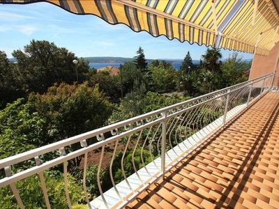 Photo for Holiday apartment Crikvenica for 8 persons with 4 bedrooms - Holiday apartment