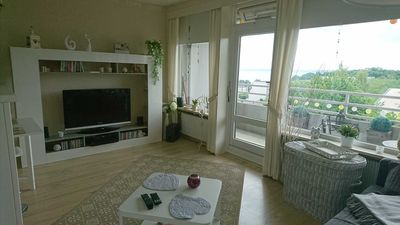 Photo for 734 - small apartment to the sunny side with view of the Baltic Sea - 734 - 1-room apartment - FERIENPARK