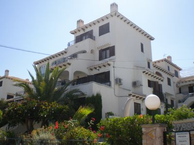 Photo for Fabulous family apartment in lovely residencia and near to beach
