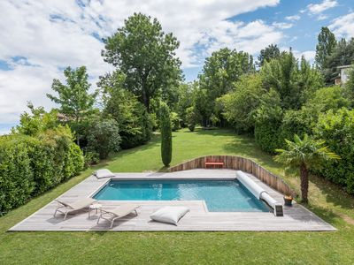 Photo for O vert - Amazing villa with trendy decoration