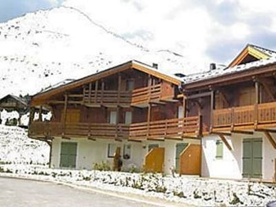 Photo for Chalet/Apartment near Megeve and in Praz, 4 bedrooms, sleeps 8 plus