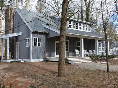 Photo for REDUCED PRICING!  New Construction! 4 BR 4 BA Cottage  Private BEACH