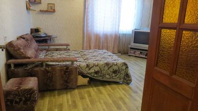 Photo for 1 bedroom apartment on Belgradskaya