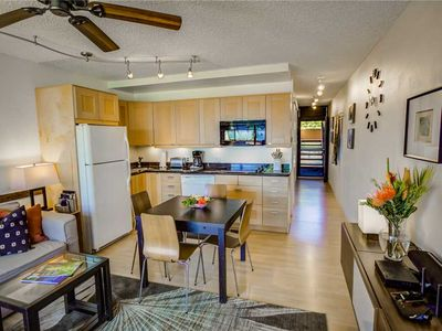 Photo for Ocean View, Fully Remodeled Vacation Rental in Quiet Condo Resort—1BR/1BA