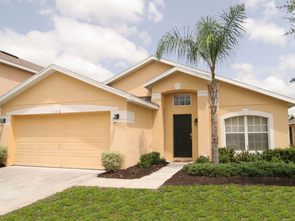 Beautiful 5 bedroom 3 bath house in orlando homeaway 5 bedroom vacation rentals in orlando