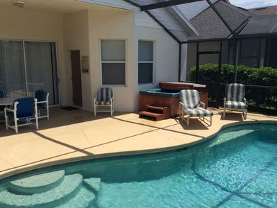 Photo for Disney On Budget - Windsor Palms Resort - Welcome To Contemporary 4 Beds 3 Baths Villa - 3 Miles To Disney
