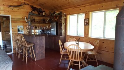 Photo for Cuyuna Country Cabin Inside State Recreational Area