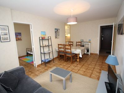 Photo for T2 ideally located, between city and sea.