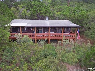 Photo for Fun Cabin Close to Canyon Lake and Guadalupe River Tubing