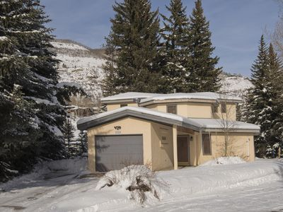 Photo for Relaxing Creekside Home in Sunny West Vail-Steps from Free TOV Bus