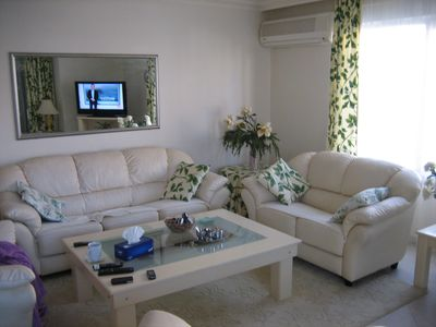 Photo for 128 m² Holiday flat – Euro Golden 7 – in Alanya Oba – private for renting