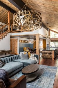 Photo for Stunning New Tahoe Donner Luxury Mountain Home 4BR 4BA with Loft