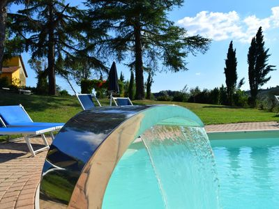 Photo for Holiday Home in Vinci with Swimming Pool,Garden,BBQ, Heating