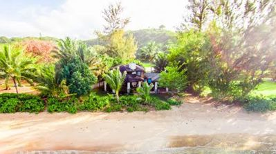 Photo for Fabulous Anini 5 br beachfront home! New listing!