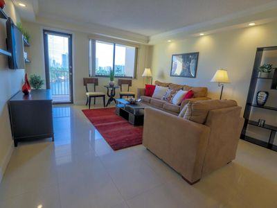 Photo for Cozy Apartment with Water View close to the Beach 506