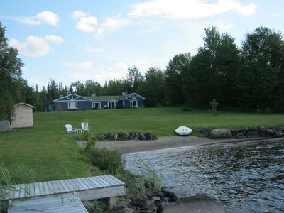 Photo for 3BR Chalet Vacation Rental in Stratford, QC
