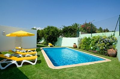 Photo for Villa on the Beach of Galé. Deluxe. Private heated  Pool (optional). Sea Views