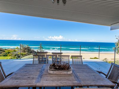 Photo for 17 Dickinson Ave - Beachfront