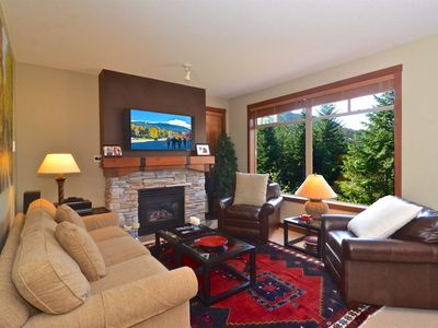 Photo for Professionally managed/cleaned by iTrip Whistler: Beautiful townhouse at Whistler Taluswood Creeksid