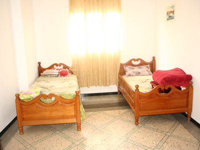 Photo for 2BR Apartment Vacation Rental in Al Hoceïma, Taza-Al Hoceïma-Taounate