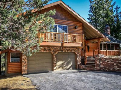 Photo for House 455 m from the center of Big Bear Lake with Parking, Internet, Washing machine, Balcony (983483)