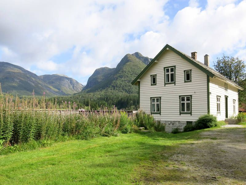 Vacation Home In Haukedalen, Western Norway...