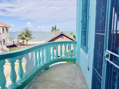 See Belize Tranquil 1-BR Sea View Villa 5 miles from the International Airport