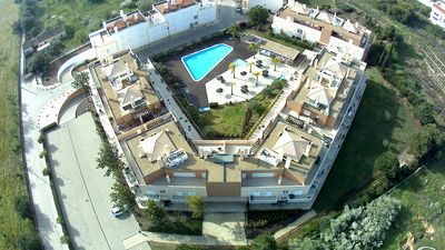 Photo for Cabanas Gardens One Bedroom Duplex Apartment with Garden View