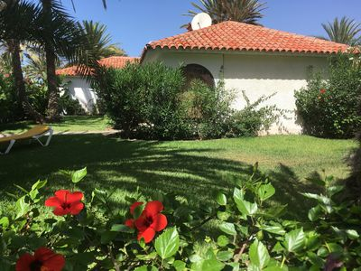 Photo for House in Playa del Ingles of 75 m2 and 200 m2 of private garden