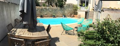 Photo for Renovated Village House, Private Pool