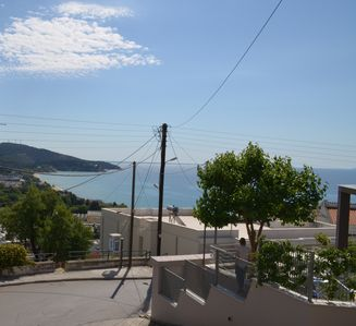 Photo for Charming clean and spacious apartment with view to the sea and forest