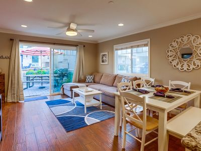 Hidden Paradise Home by 710 Vacation Rentals | Ocean Views + AC + Private Ground Floor Patio w/ BBQ