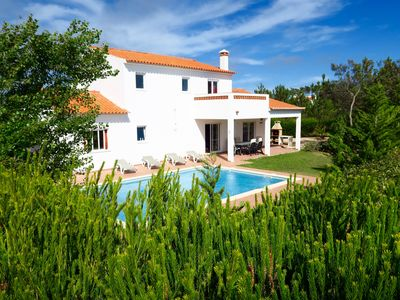 Photo for Arrifana Detached Villa With Private Pool, Garden and WiFi