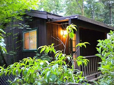Photo for Hawaii in the Redwoods: a Romantic Retreat for Two Near the Russian River